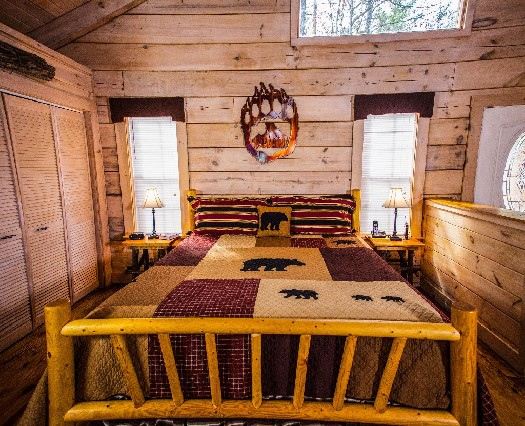 Tellico Plains Cabin Rental