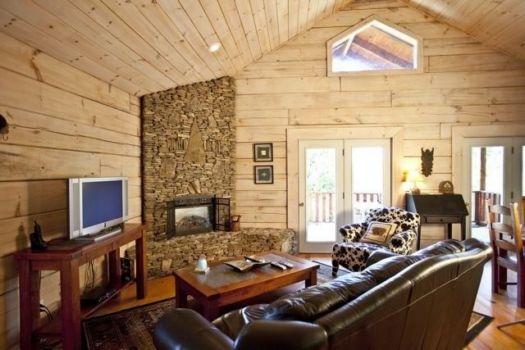 Smoky Mountain Cabin Rentals | Eagleu0027s Nest | 2 Bedroom Cabin Rental | The  Highlands | Tellico Plains | Tellico Bacation Rentals Cabin Rental In  Tellico ...